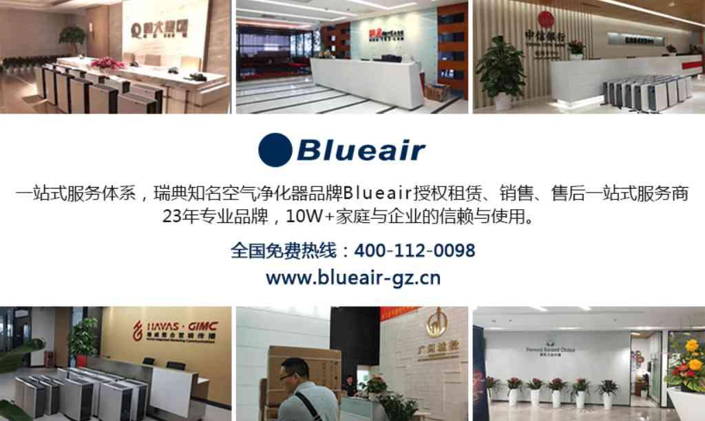 blueair租赁优惠