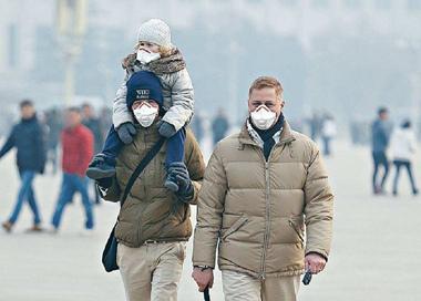 雾霾当天,空净行业兴起